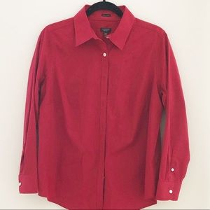 NWT Talbots Button Up Shirt